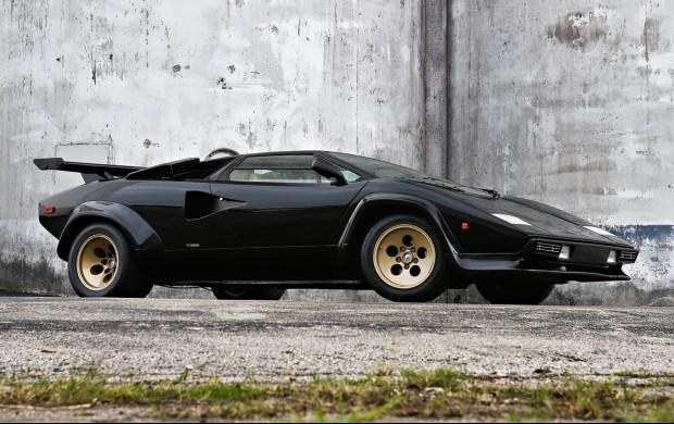 Financing a Lamborghini