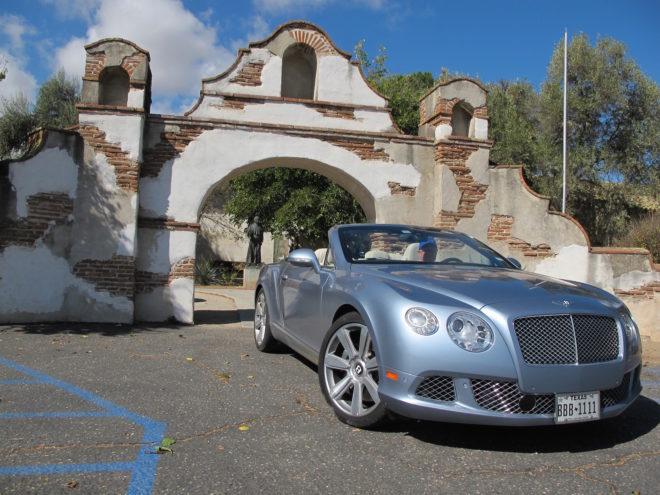 Finance a Bentley