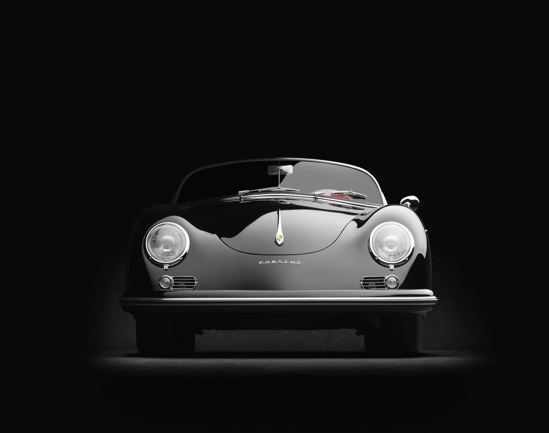 Vintage Corner Porsche 356 Premier Financial Services