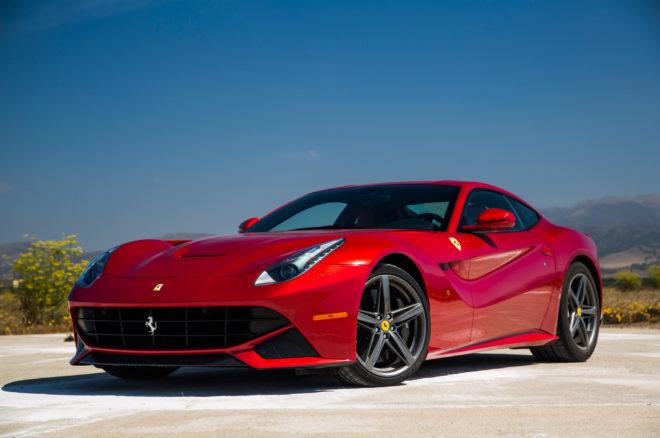 Ferrari Leasing