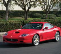 Ferrari 575M Lease