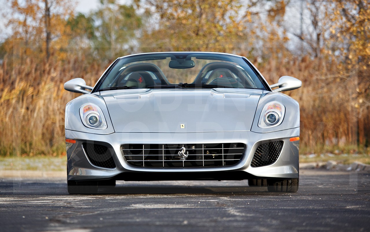 Rolls Royce Dealers >> Model Masterpiece: Ferrari 599 SA Aperta | Premier Financial Services