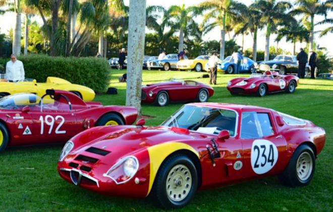 Lease a Ferrari from the Cavallino Classic