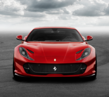 Lease a Ferrari 812 Superfast