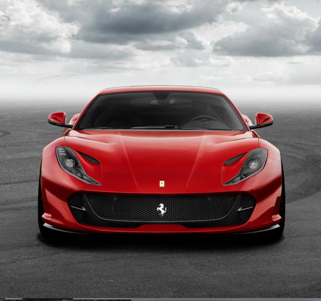 Lease a Ferrari 812 Superfast