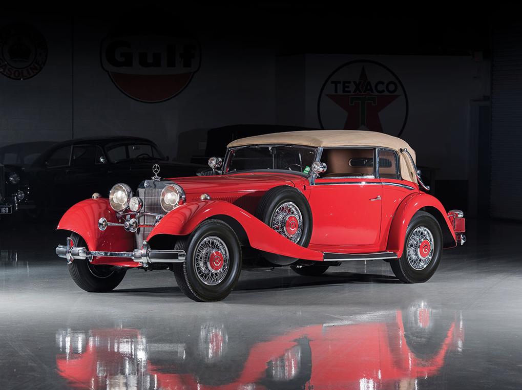 Rolls Royce Dealers >> Model Masterpiece: Mercedes-Benz 540K   Premier Financial ...