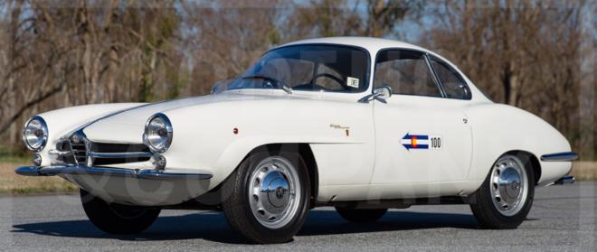 1961 Alfa Romeo Giulietta financing