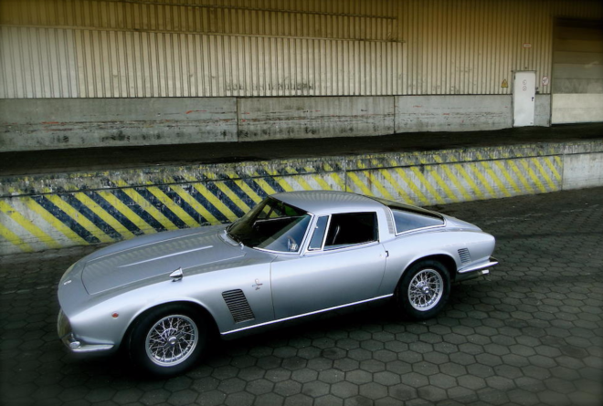 Lease a Iso Grifo