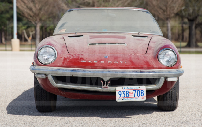 Leasing a Maserati