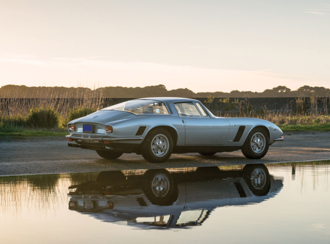 Leasing a Iso Grifo GL Series II