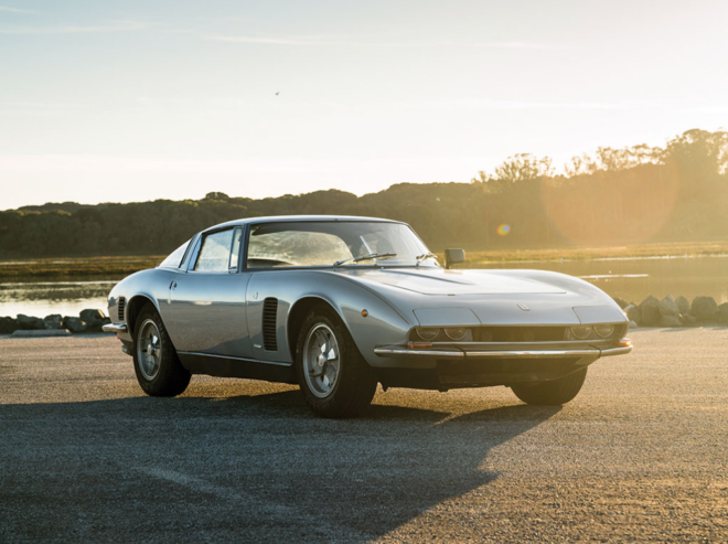 Iso Grifo GL Series II Lease