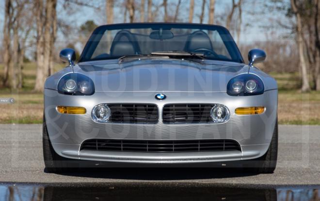 Leasing a BMW Z8