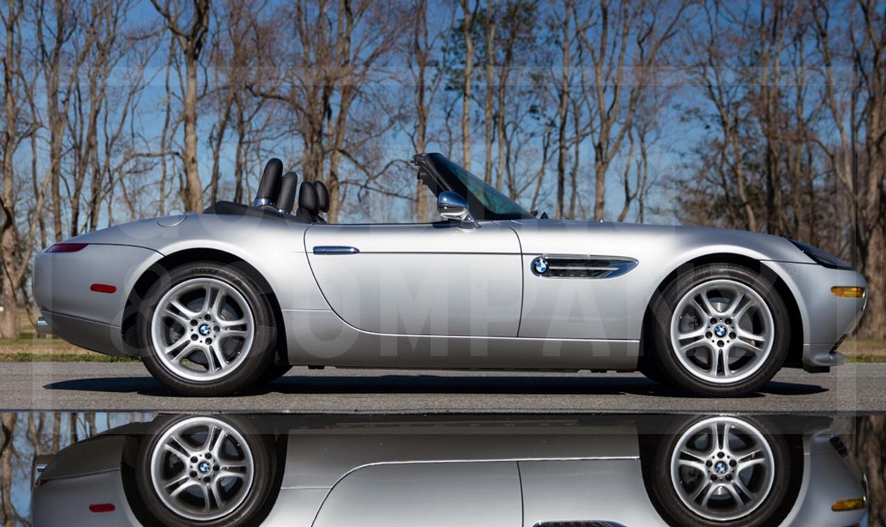 Model Masterpiece: BMW Z8 | Premier Financial Services