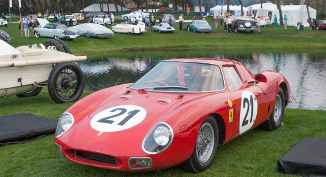 Lease a Ferrari 250 LM
