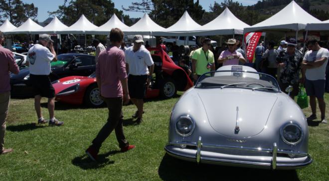 Porsche 356 financing