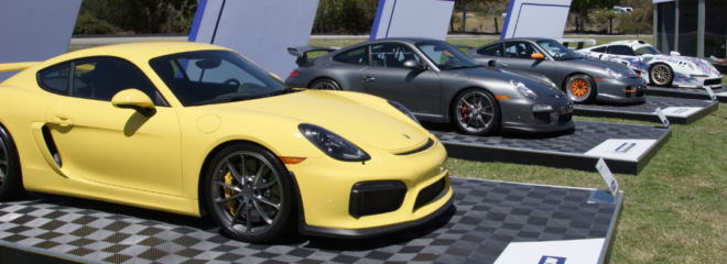 New Porsche 911 lease