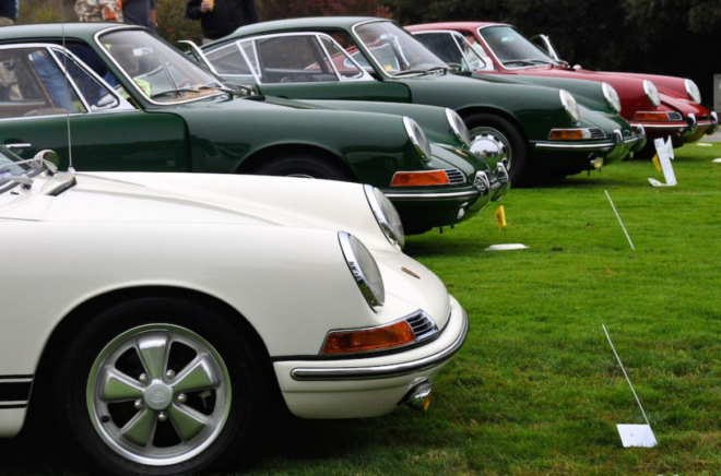 Lease a Porsche from the Werks Reunion