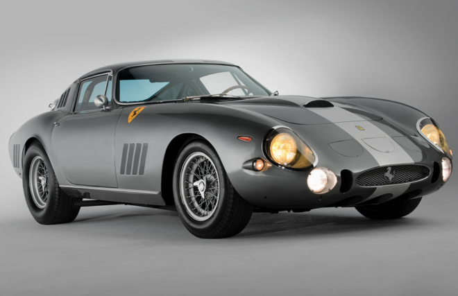 Financing a Ferrari 275 GTB