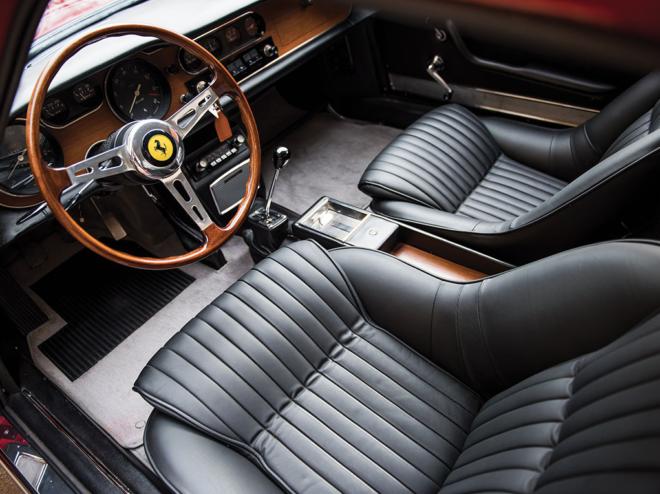Vintage Ferrari Lease