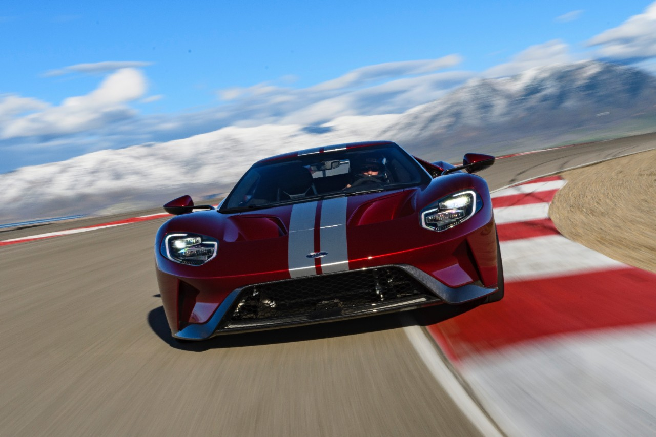 Financing a Ford GT
