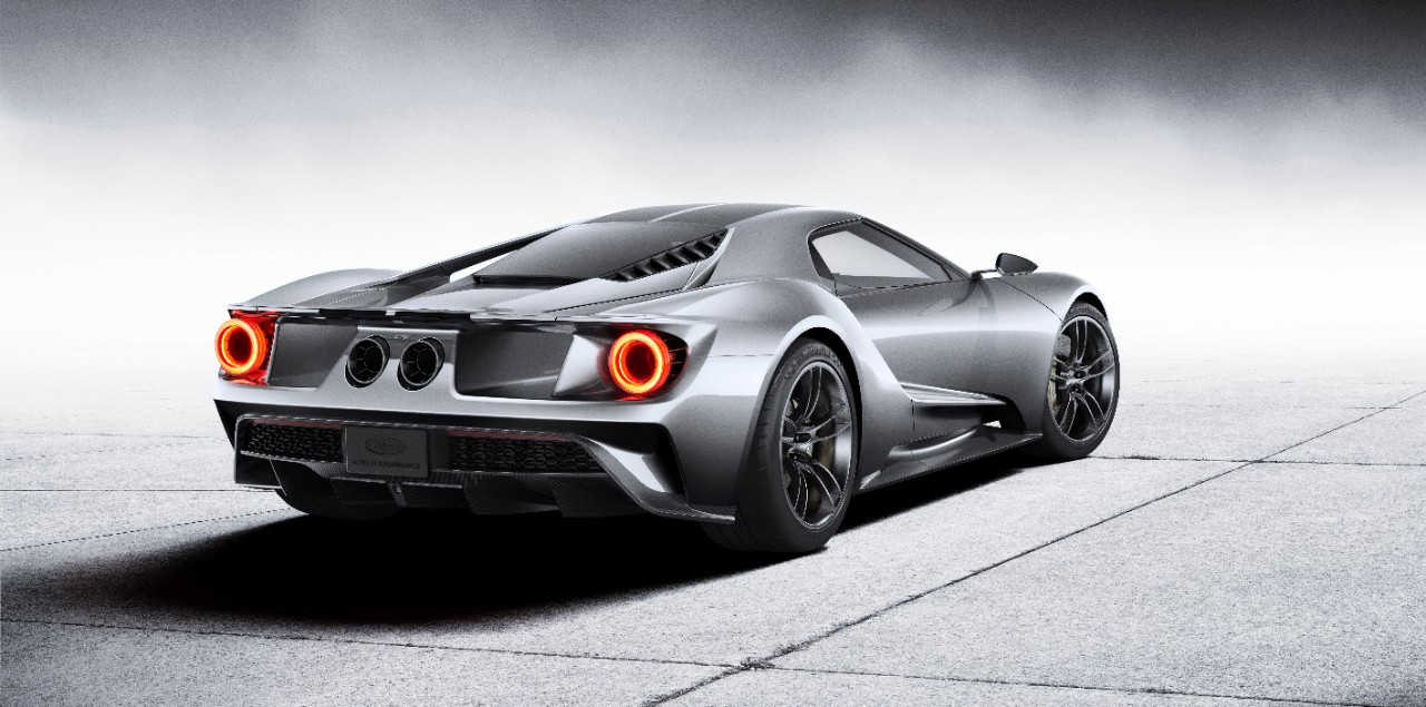 Ford Gt Lease