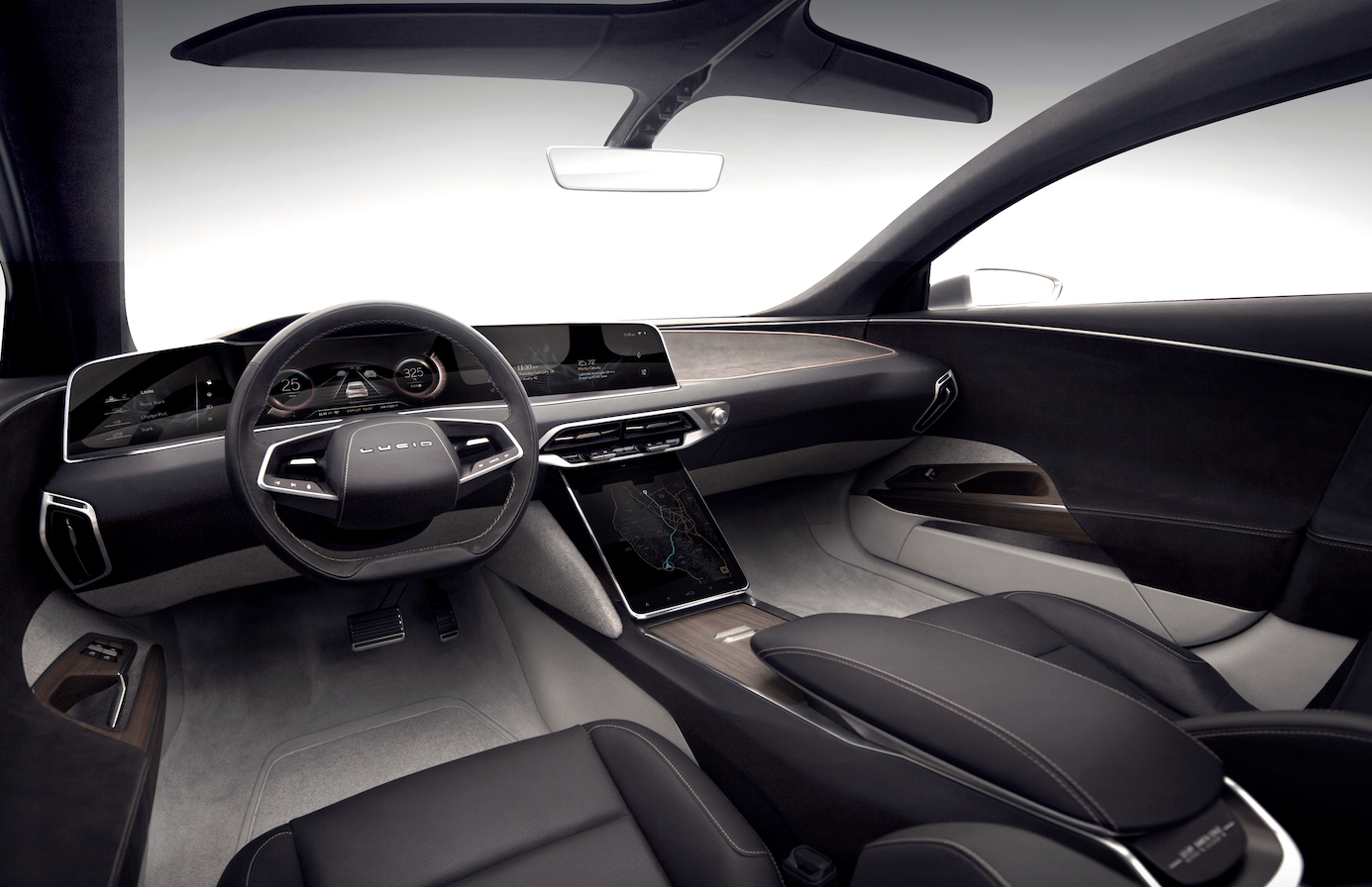 Model Perspective: Lucid Air | Premier Financial Services