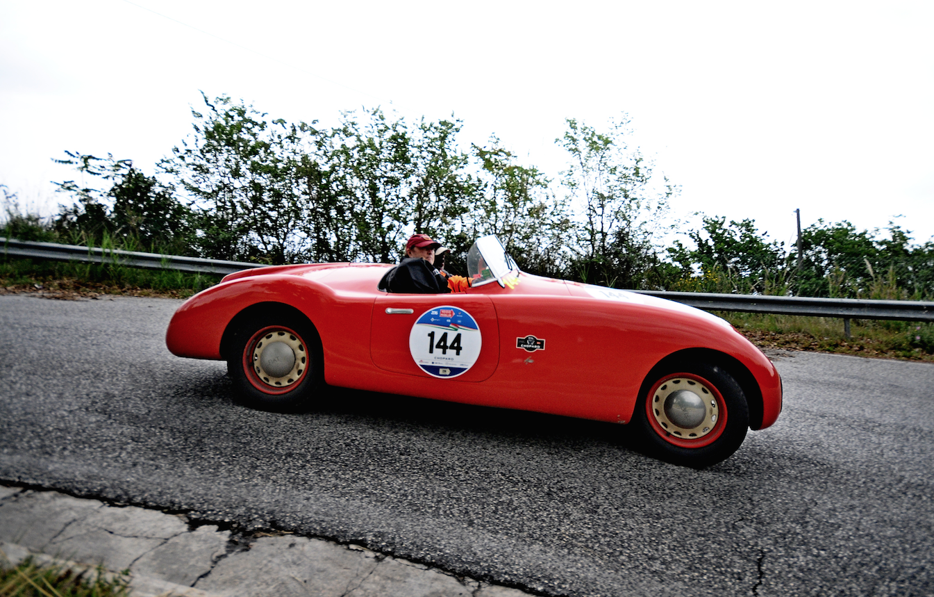 Financing a Vintage Fiat
