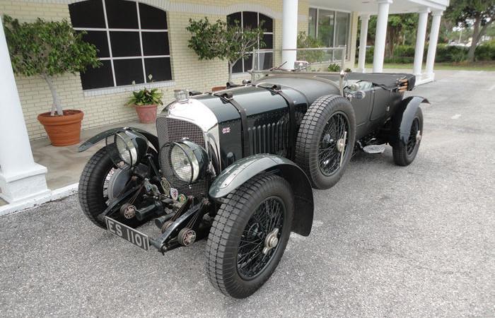 Bentley Lease