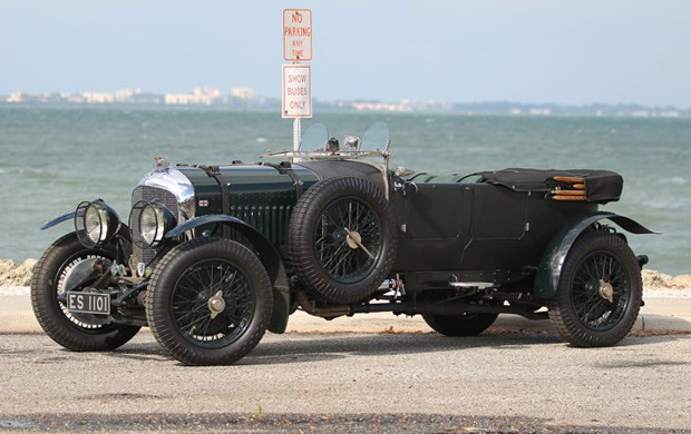 Vintage Bentley Lease