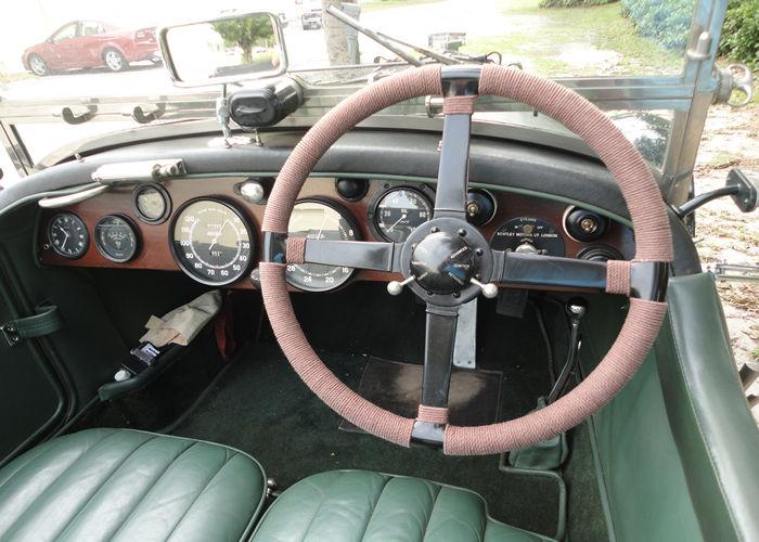 Leasing a Vintage Car