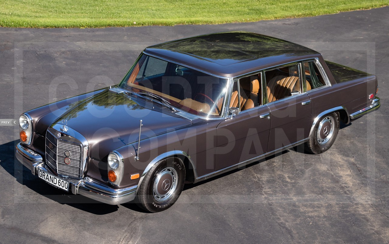 Model masterpiece mercedes benz 600 premier financial for Mercedes benz financing