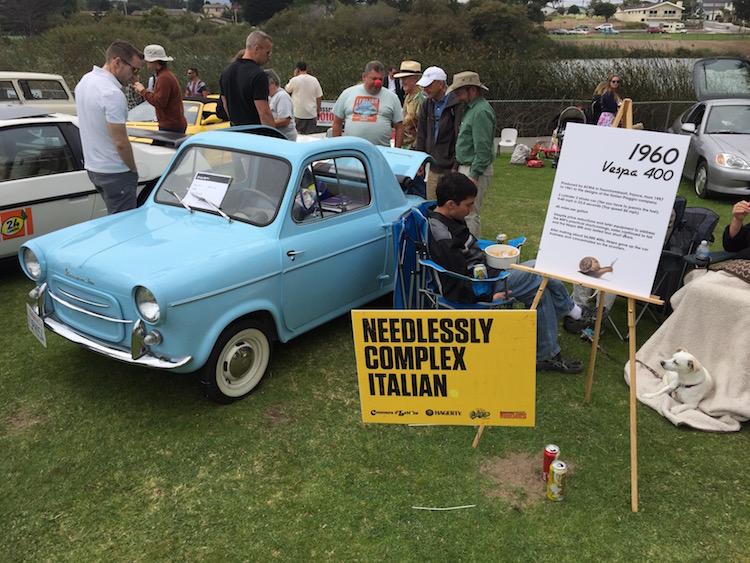 Leasing vintage vehicles