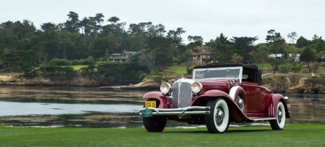 Lease a 1931 Chrysler Imperial