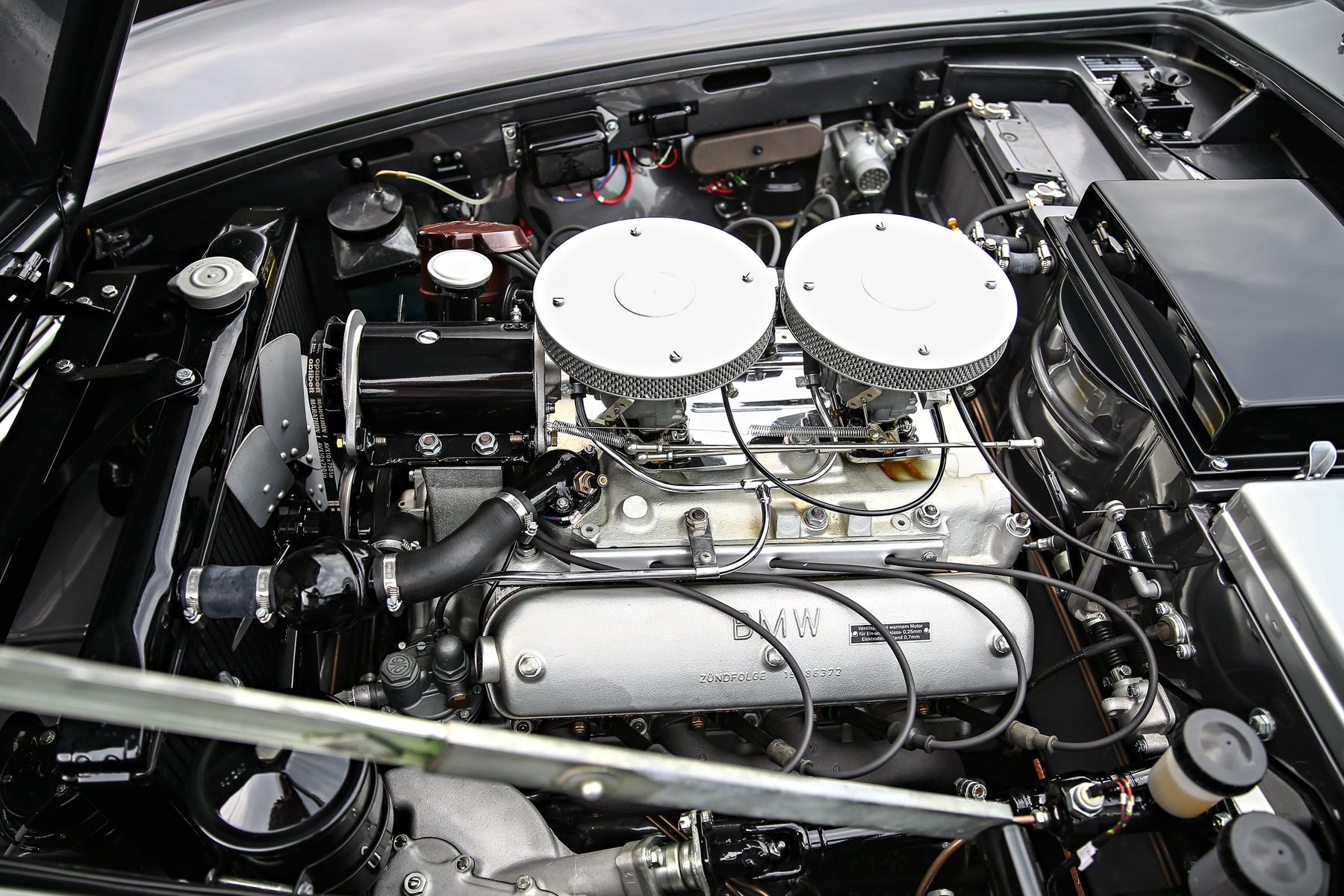 Model Masterpiece BMW 507