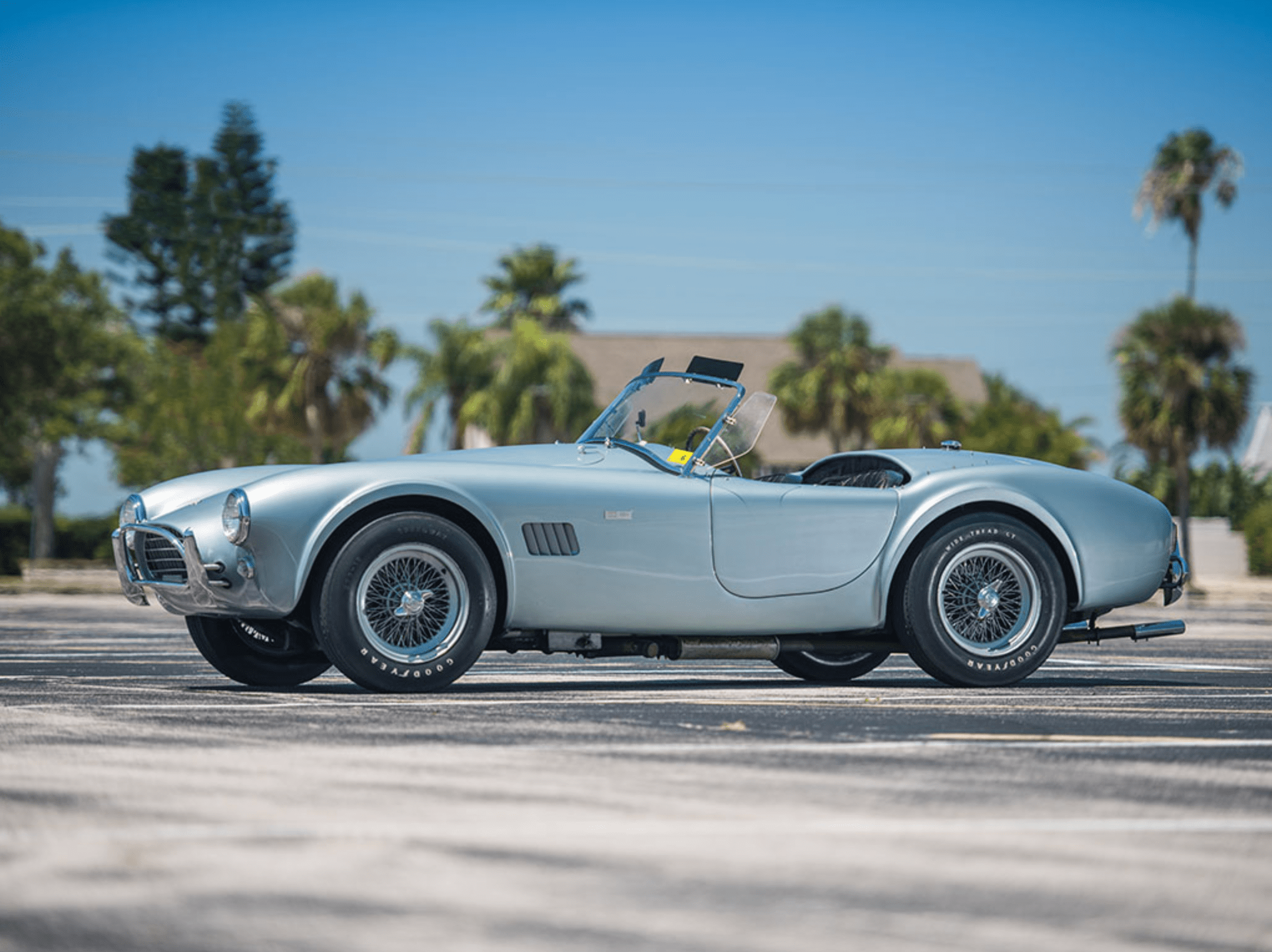 Shelby Cobra Leasing