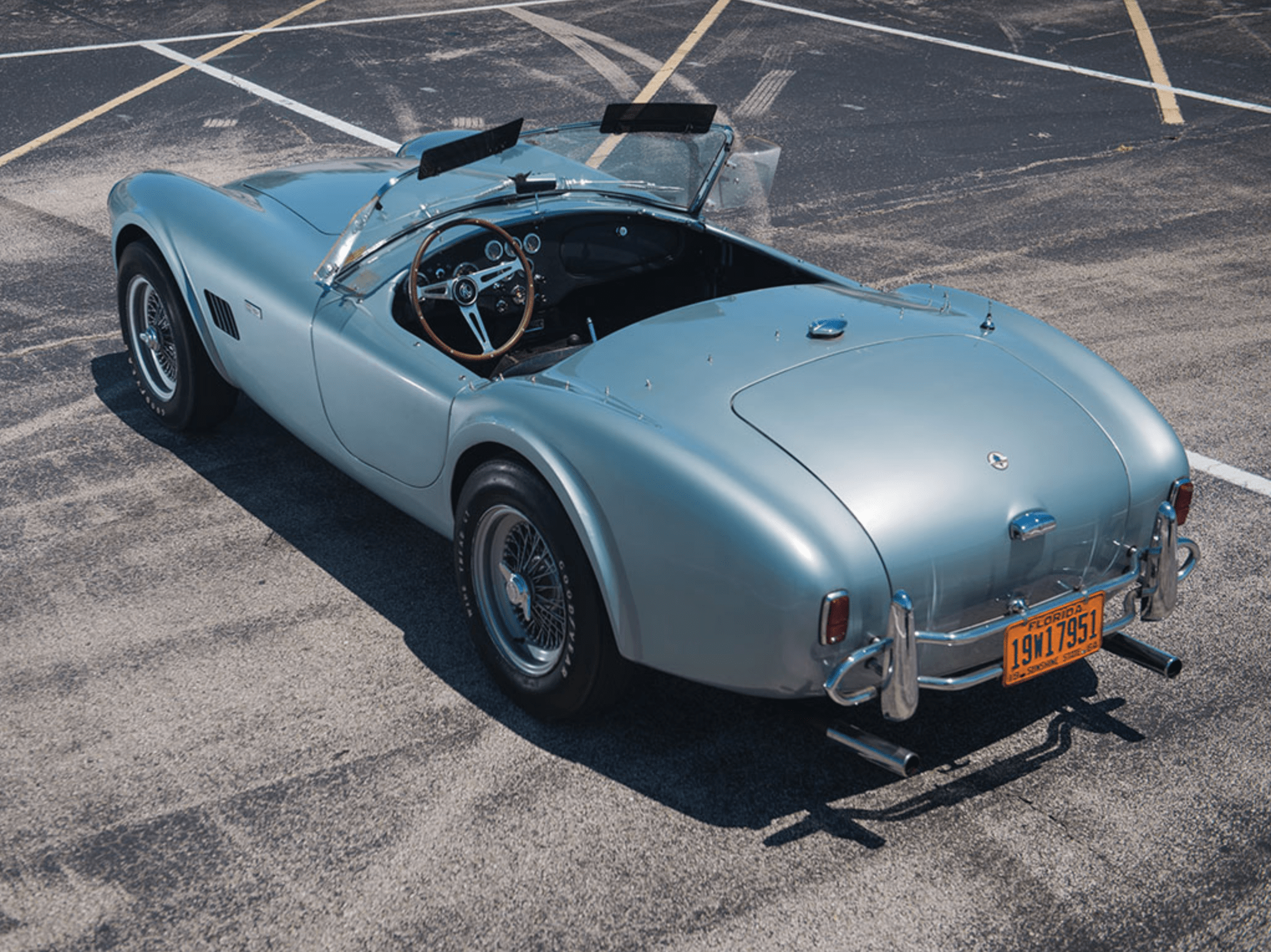 Shelby Cobra Lease