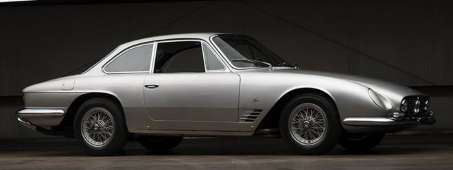 Maserati 5000 GT by Michelotti