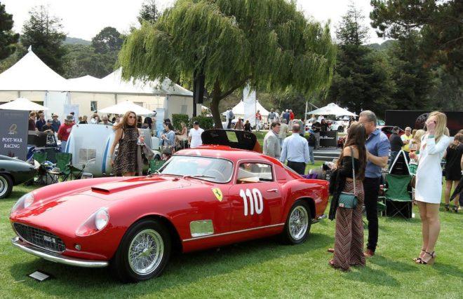 Lease a Ferrari 250 LWB TdF