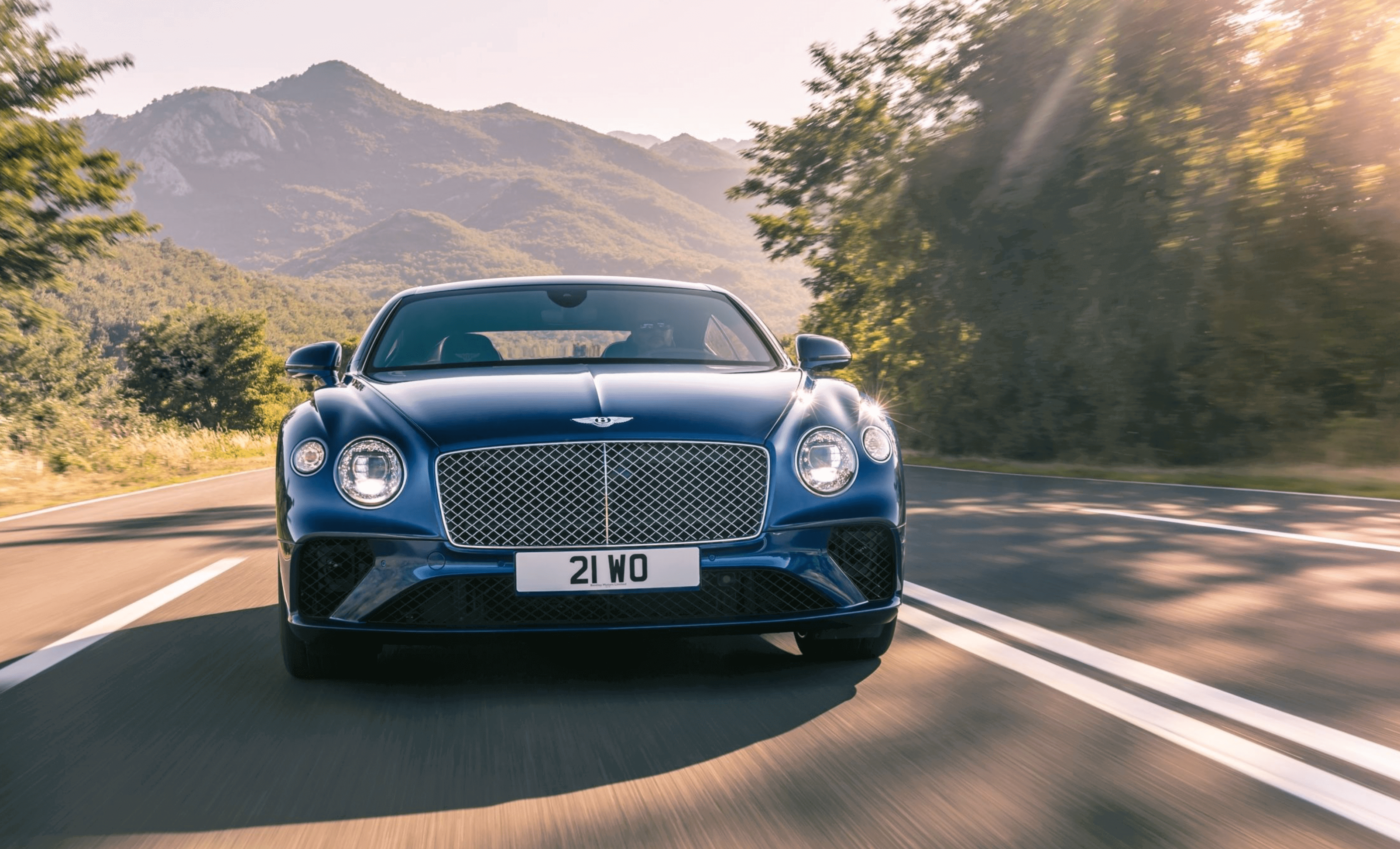 New Model Perspective Bentley Continental GT Premier Financial - Bentley continental lease