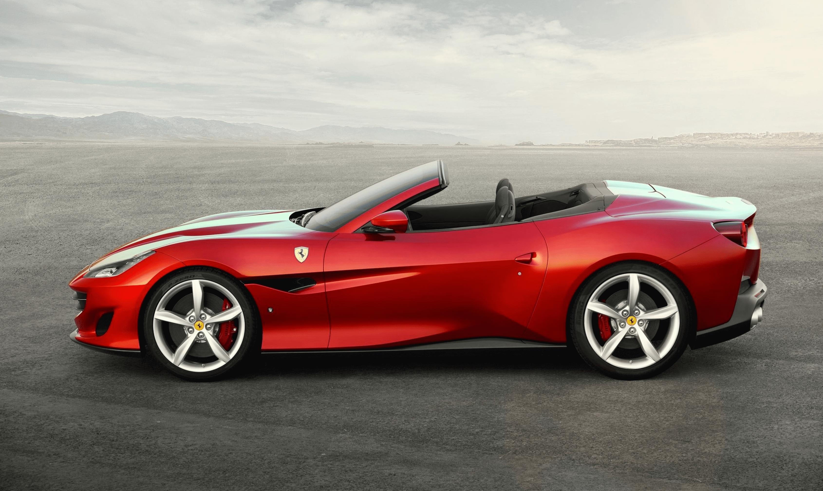 model perspective: 2018 ferrari portofino | premier financial services