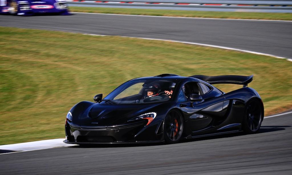 McLaren Leasing