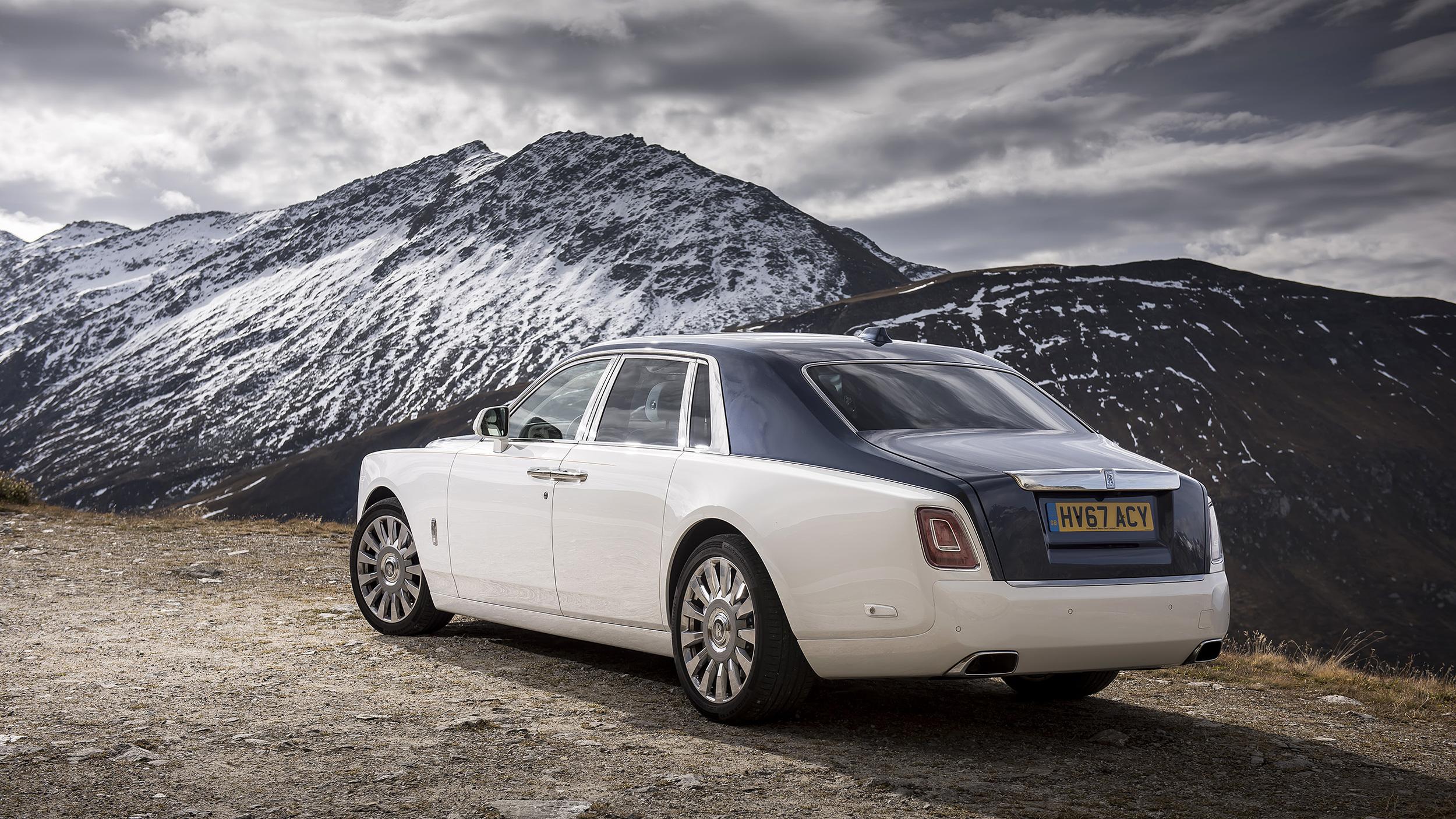 Leasing a Rolls Royce