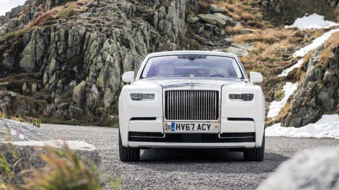 Rolls Royce Leasing