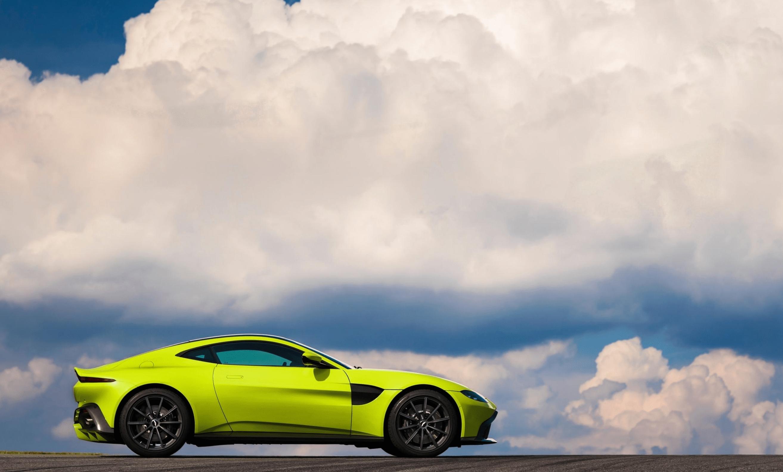 Aston Martin Vantage Lease