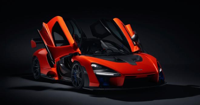 Leasing a McLaren