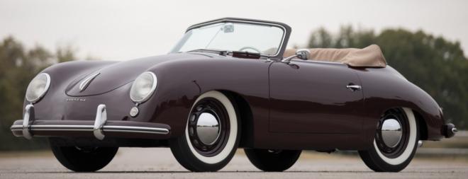 Lease a 1953 Porsche 356 1500 Cabriolet