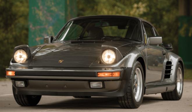 Leasing a Porsche