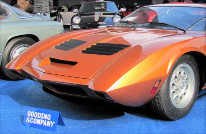 Cars To Watch Gooding Company Scottsdale 2018