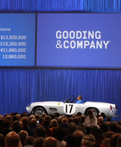 Gooding & Company Scottsdale auction