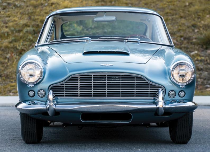 Aston Martin Lease